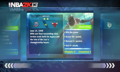 Download NBA 2K13 full apk! Direct & fast download link! - Apkplaygame