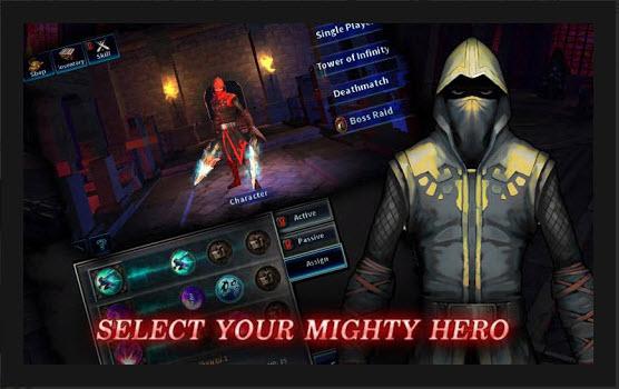 Dark Avenger | Apkplaygame.com