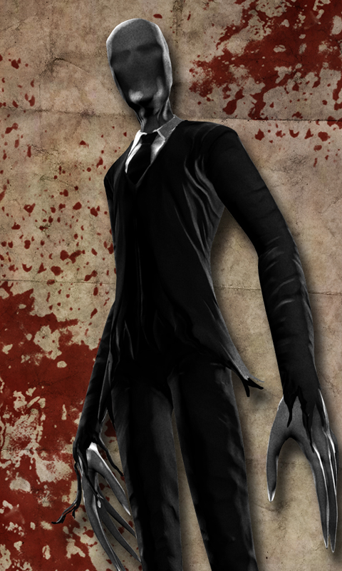 Slender Man! Chapter 1: Alone | Apkplaygame.com