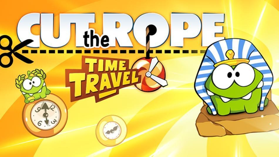 Cut The Rope Time Travel Wild West Level