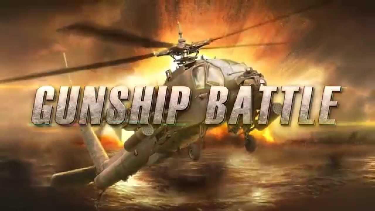 Download GUNSHIP BATTLE : Helicopter 3D full apk! Direct