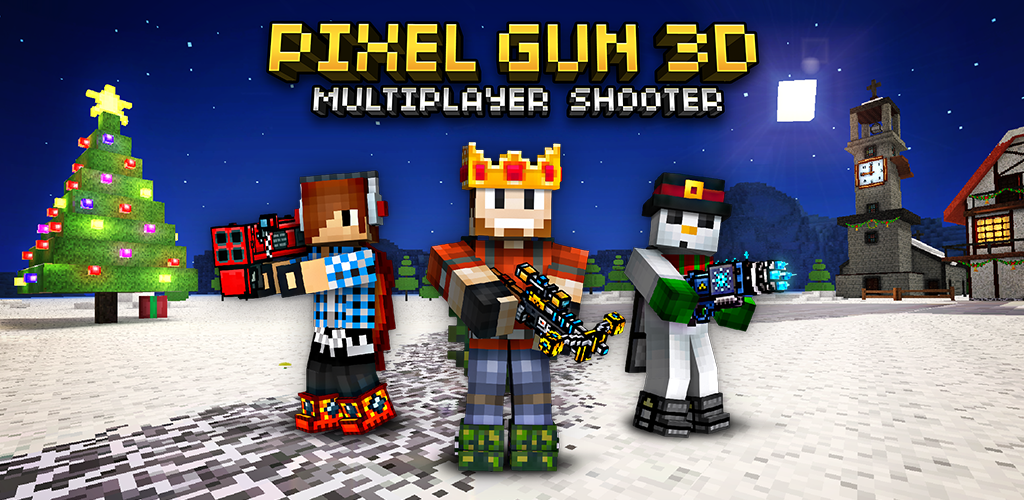 pixel gun 3d hack apk 2016