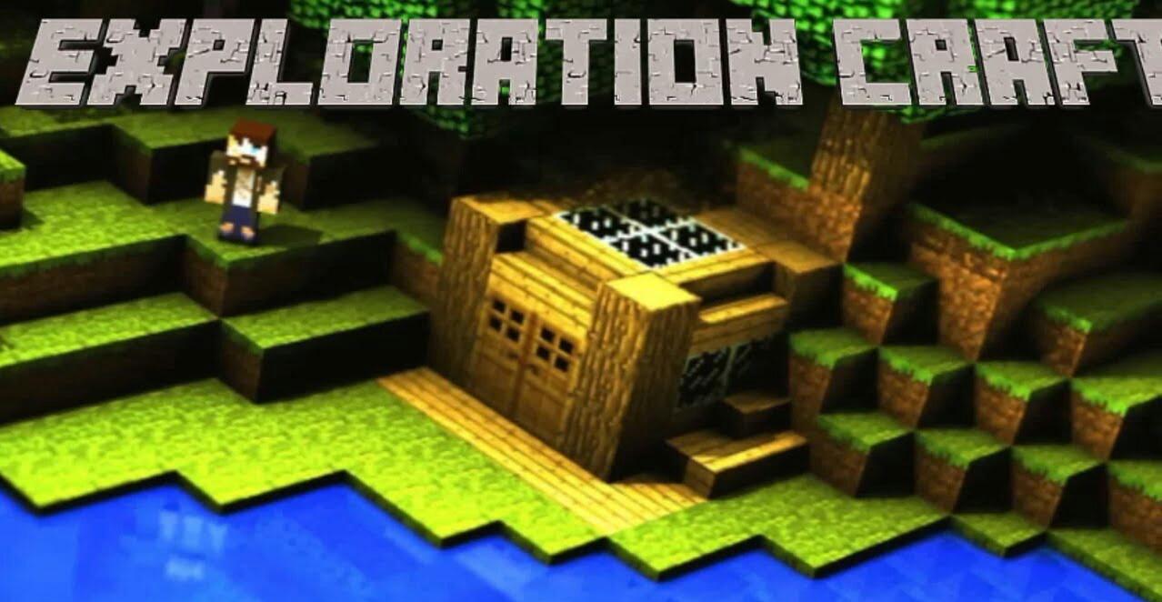 Download Exploration Craft full apk! Direct & fast
