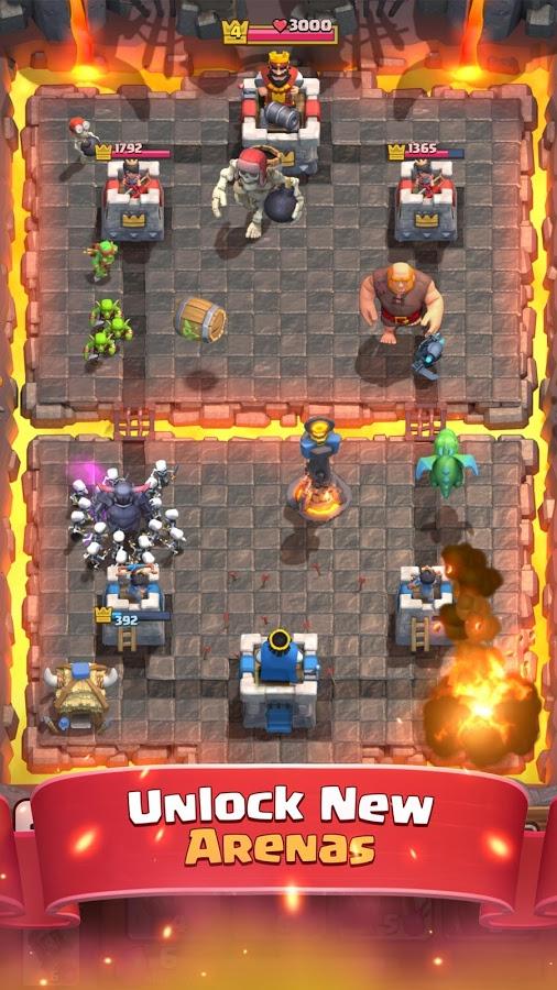 Clash Royale | Apkplaygame.com