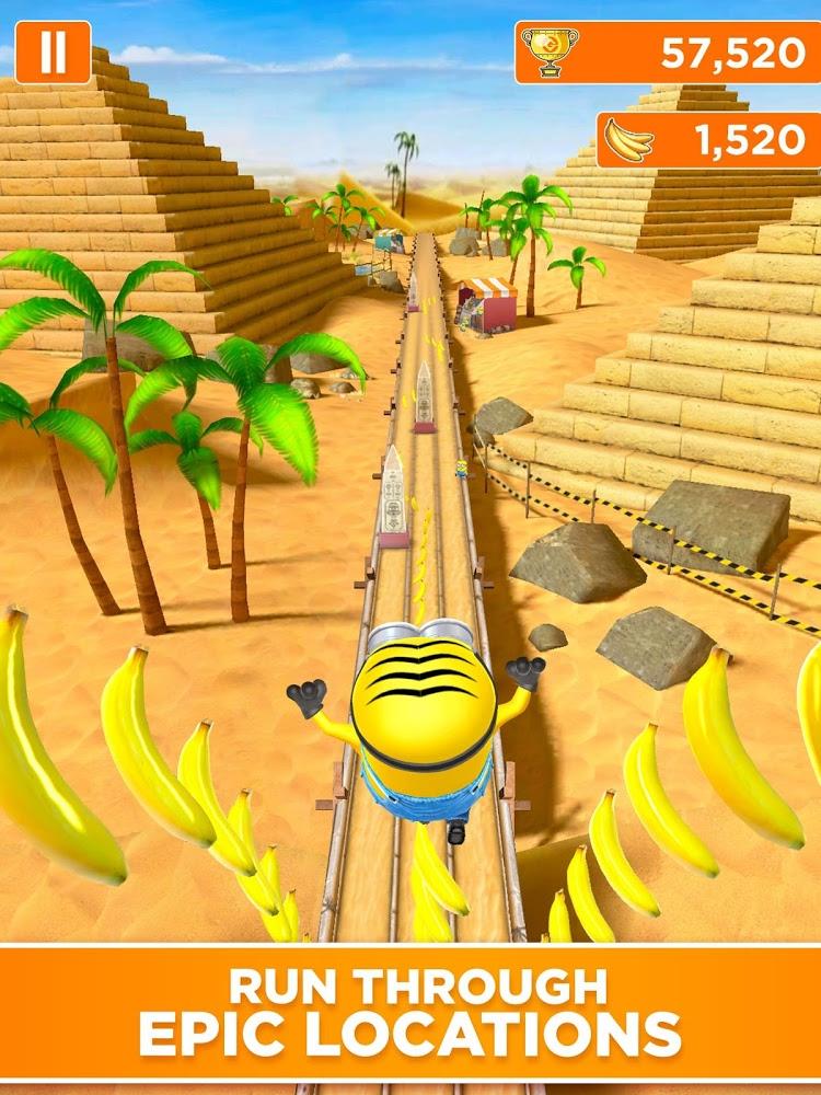 Minion Rush: Despicable Me Official Game   Apkplaygame.com