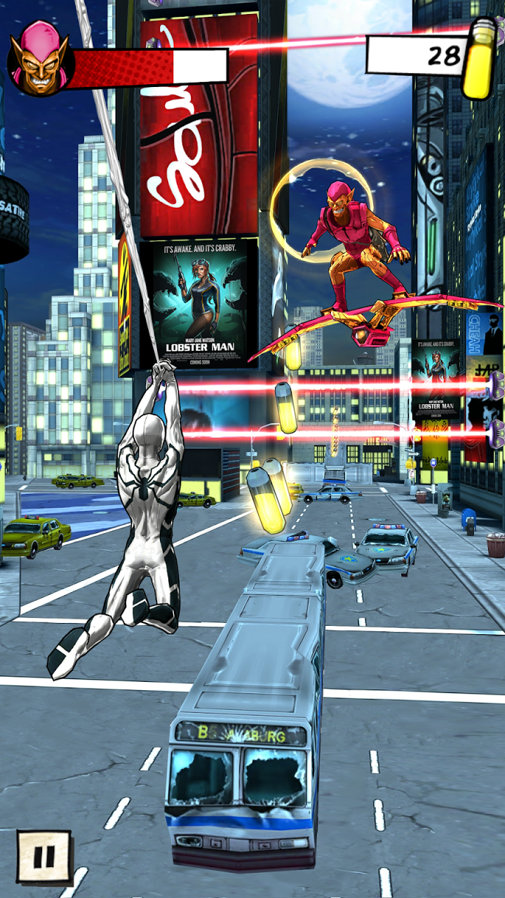 Spider-Man Unlimited | Apkplaygame.com