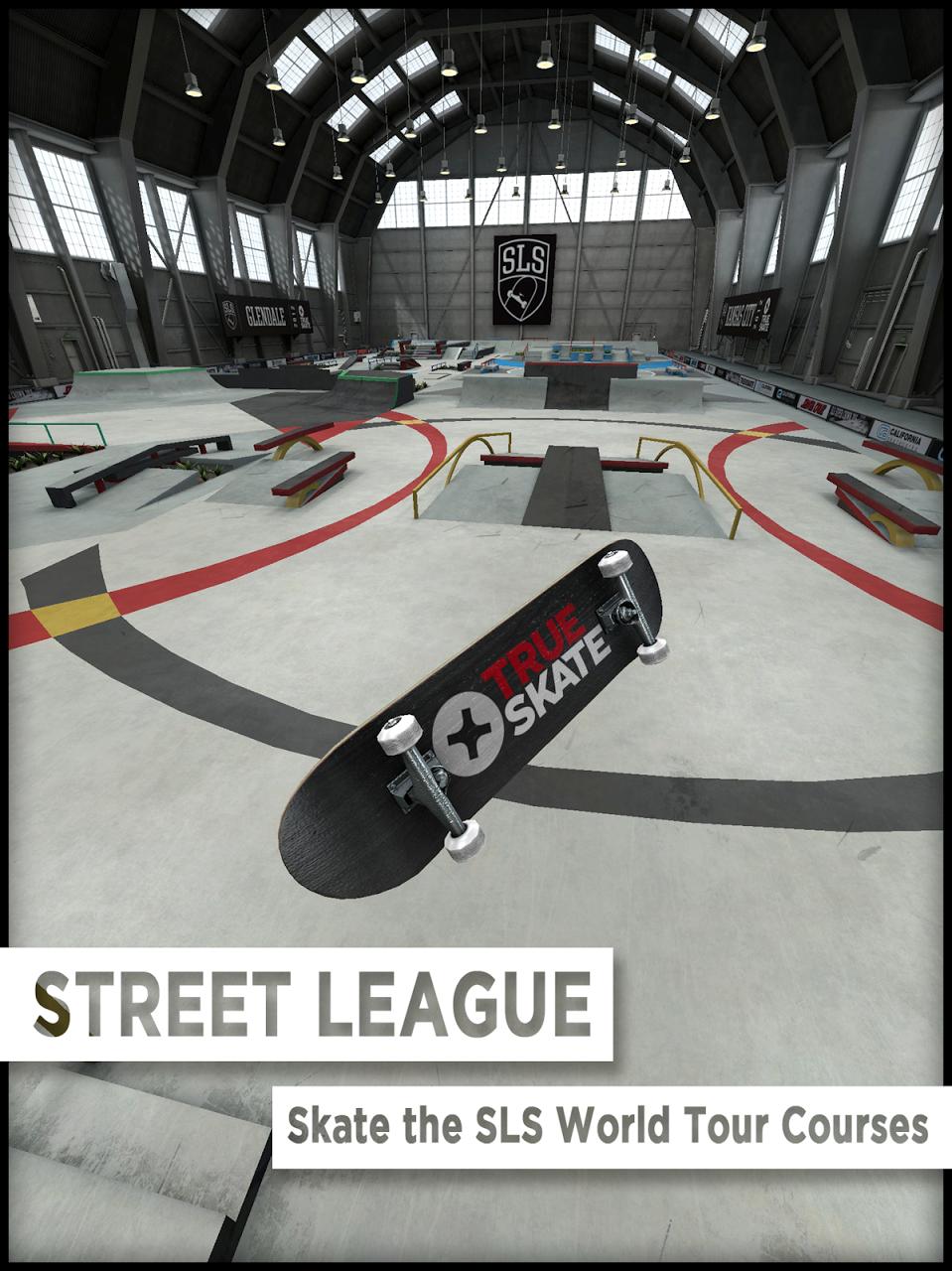 True Skate | Apkplaygame.com