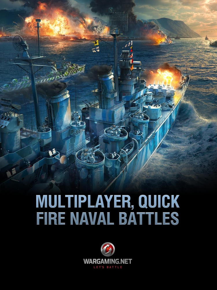 World of Warships Blitz | Apkplaygame.com