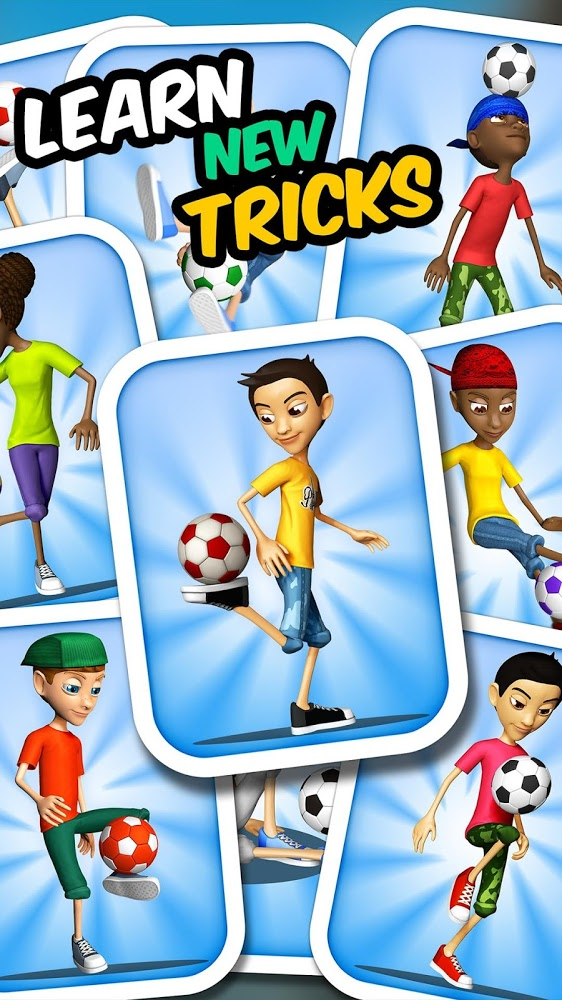 Kickerinho World | Apkplaygame.com