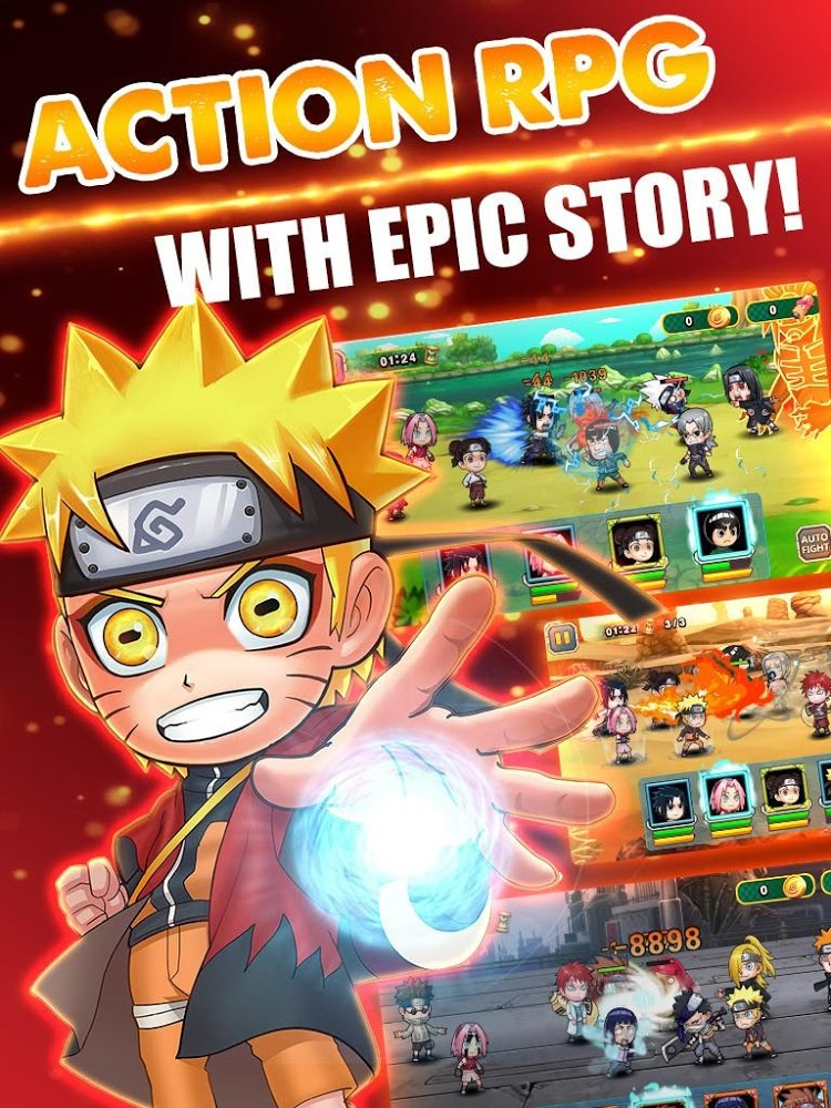 Ninja Rebirth - Monster Legend | Apkplaygame.com