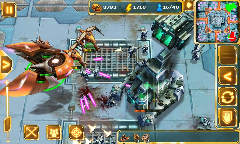 Starfront: Collison HD | Apkplaygame.com