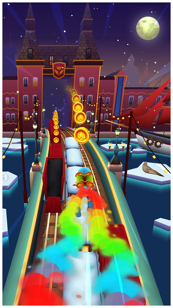 Subway Surfers   Apkplaygame.com