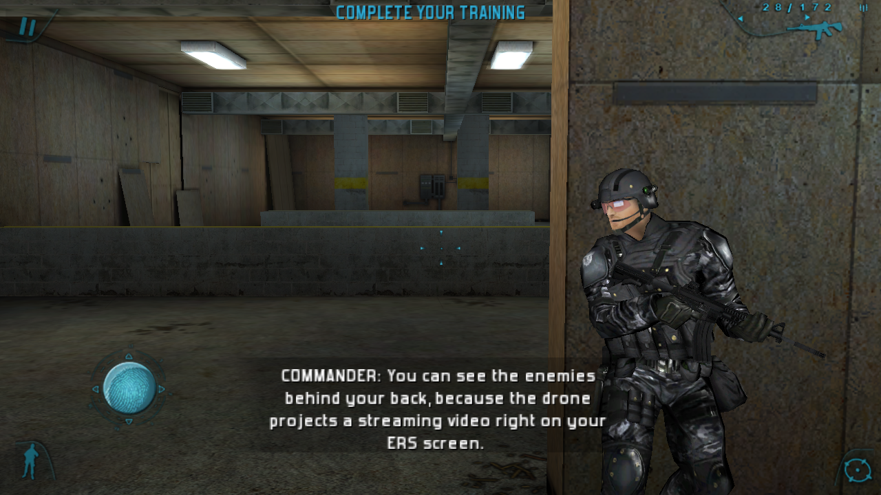 Tom Clancy's Rainbow Six: Shadow Vanguard | Apkplaygame.com