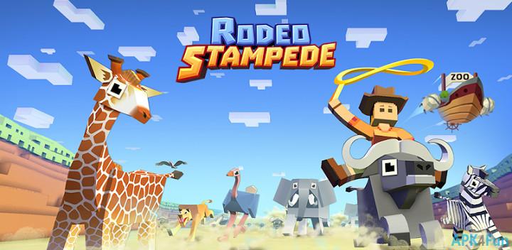 Download Rodeo Stampede Sky Zoo Safari Full Apk Direct
