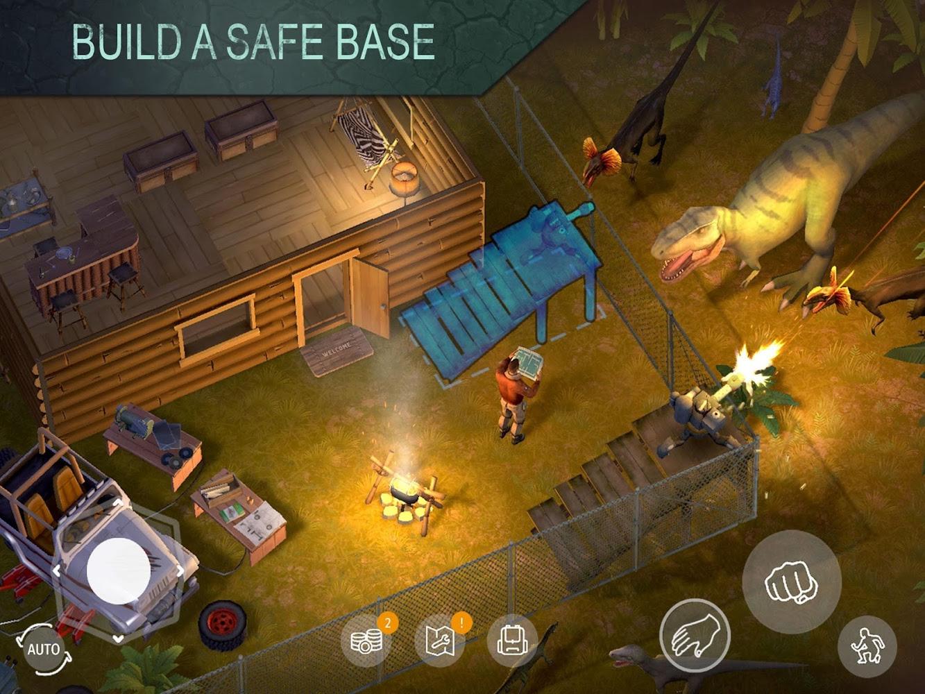 Jurassic Survival | Apkplaygame.com