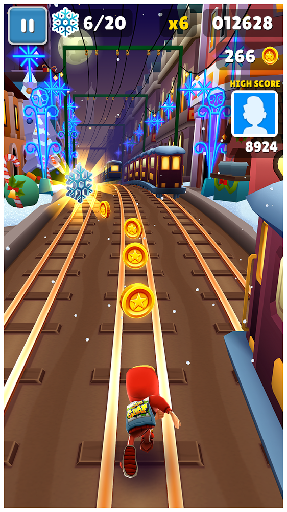 Subway Surfers | Apkplaygame.com