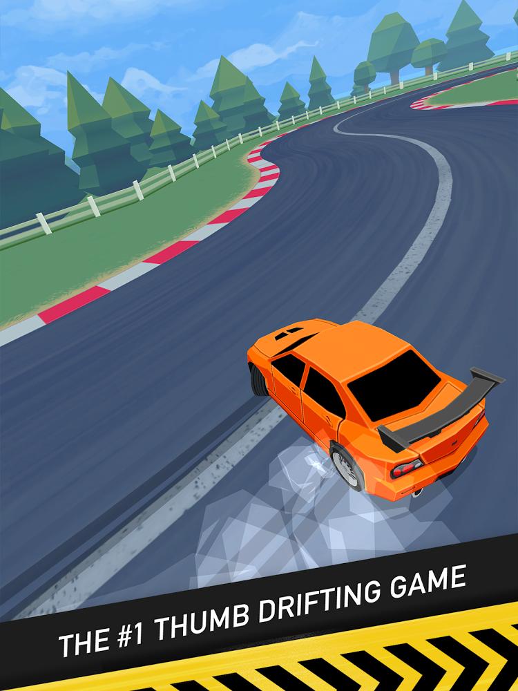 Thumb Drift - Furious Racing | Apkplaygame.com
