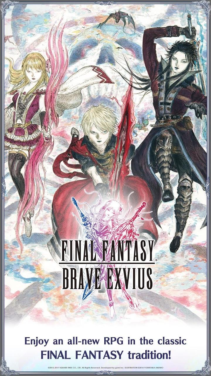 FINAL FANTASY BRAVE ENVIUS | Apkplaygame.com