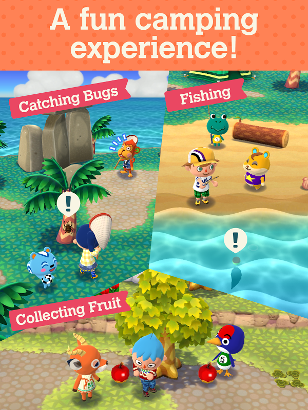 Animal Crossing: Pocket Camp | Apkplaygame.com
