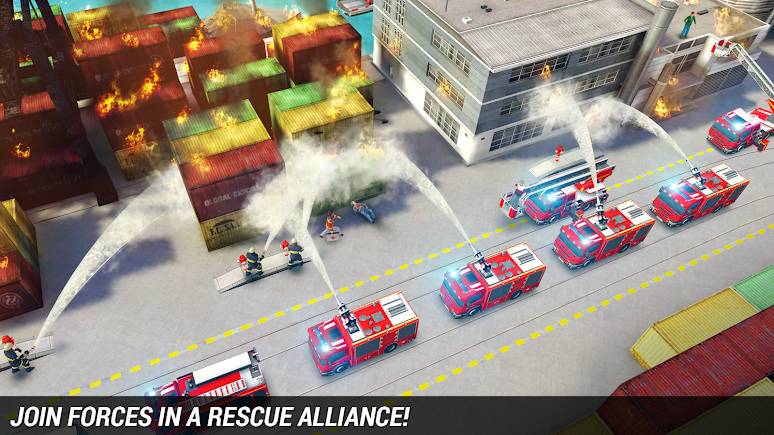 EMERGENCY HQ | Apkplaygame.com