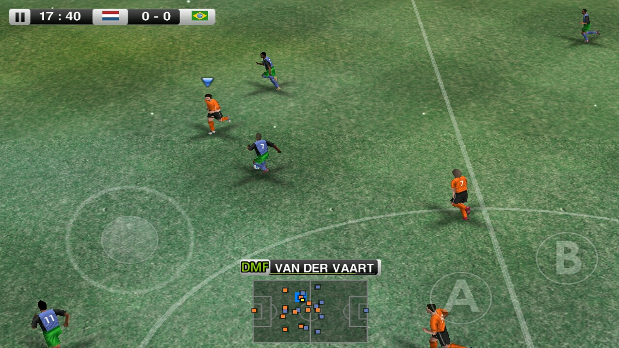 Download Winning Eleven 2012 full apk! Direct & fast
