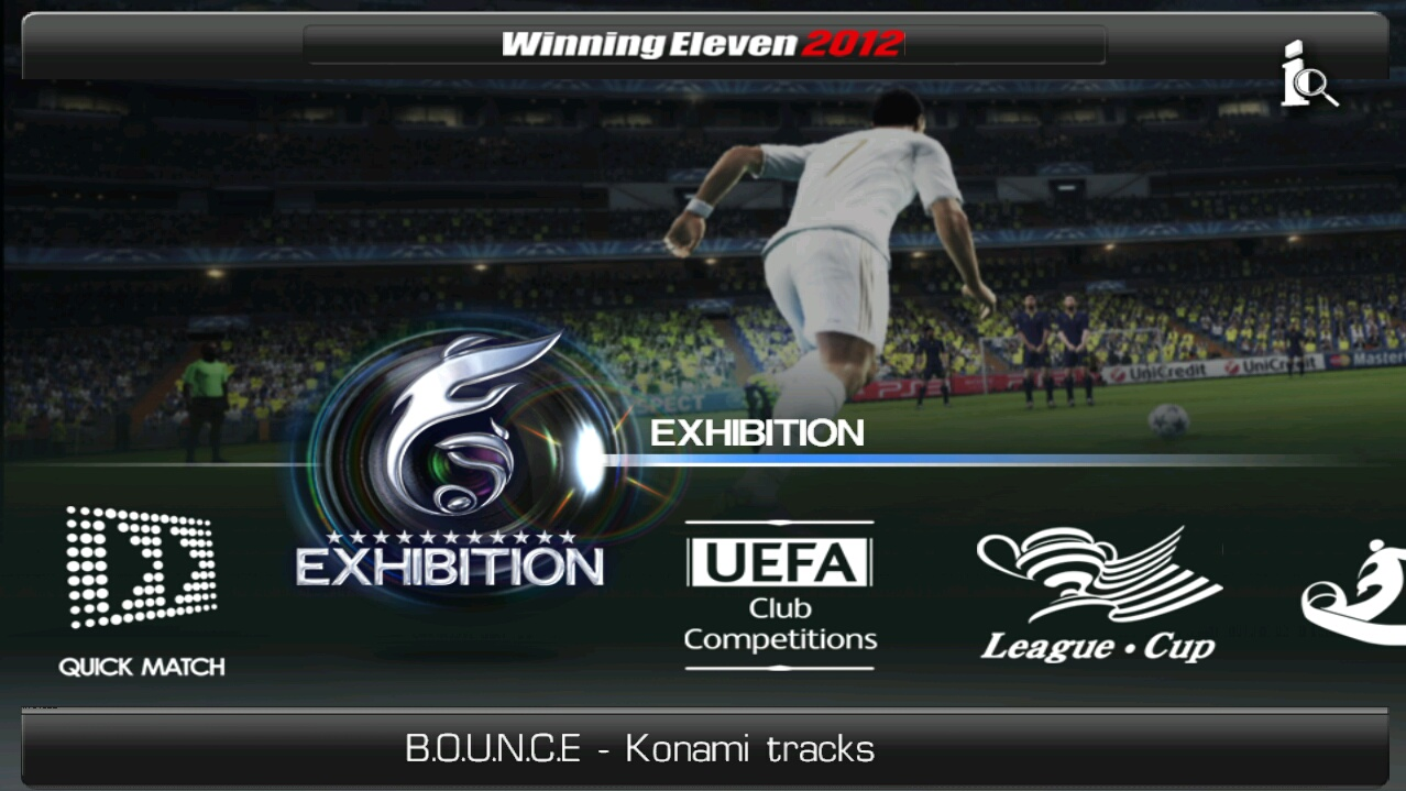Download Winning Eleven 2012 full apk! Direct & fast download link