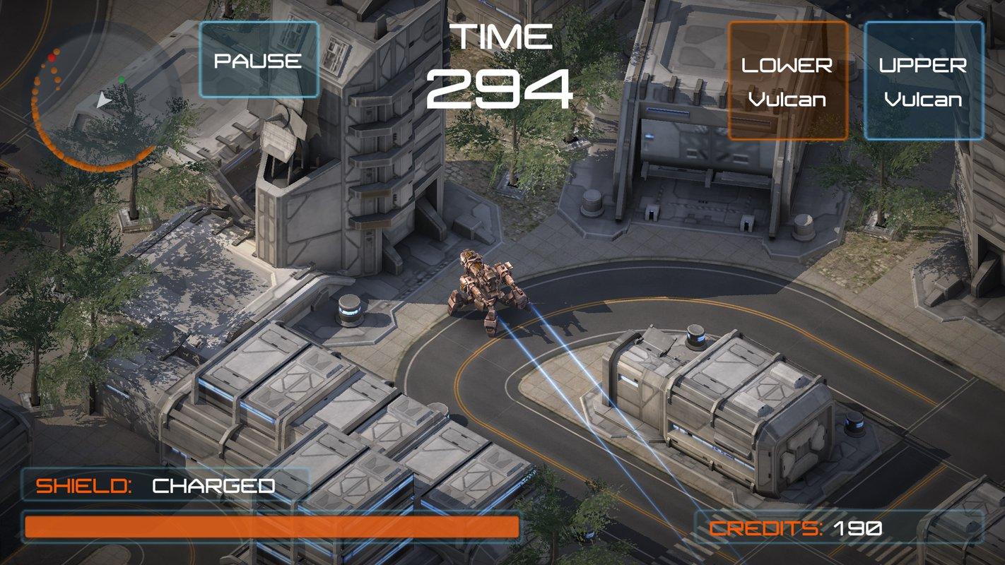 Reflex Unit | Apkplaygame.com