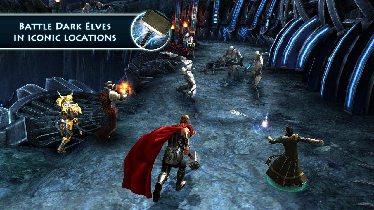 Thor: TWD - The Official Game   Apkplaygame.com