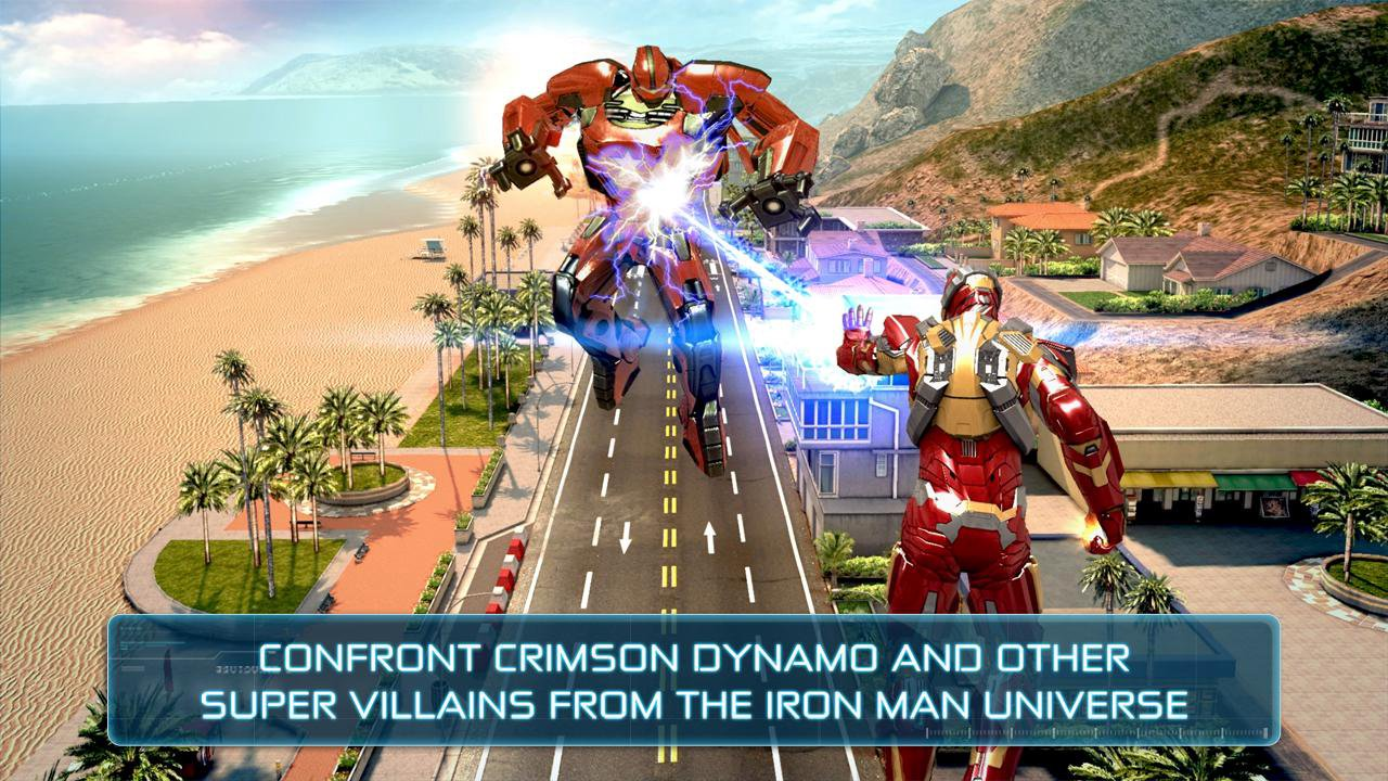 Iron Man 3 - The Official Game | Apkplaygame.com