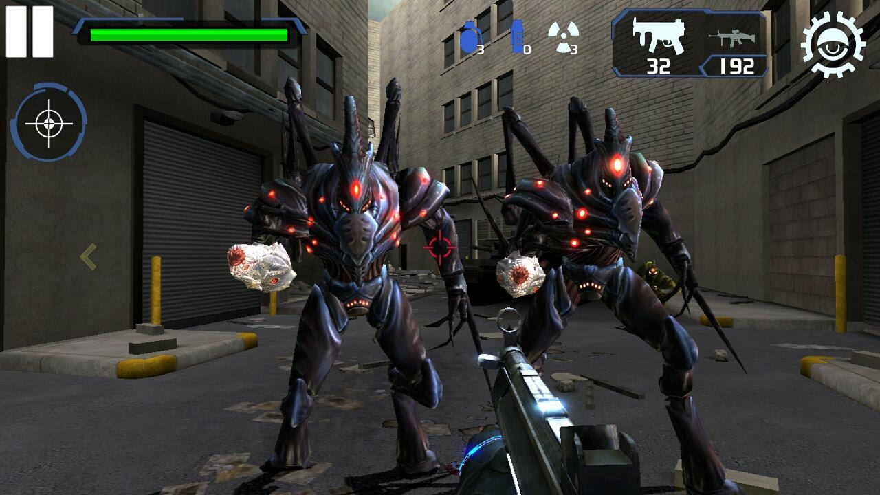 The Conduit HD | Apkplaygame.com