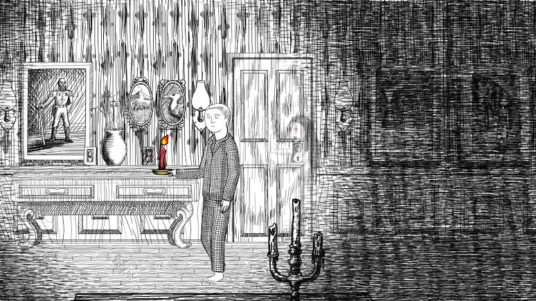 Neverending Nightmares | Apkplaygame.com