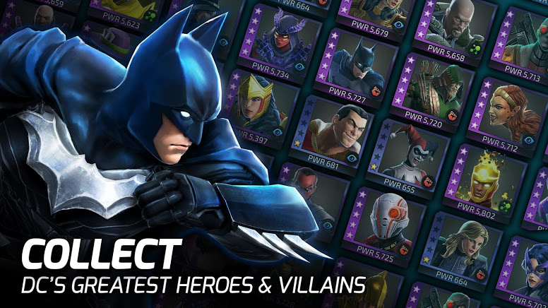 DC Legends | Apkplaygame.com