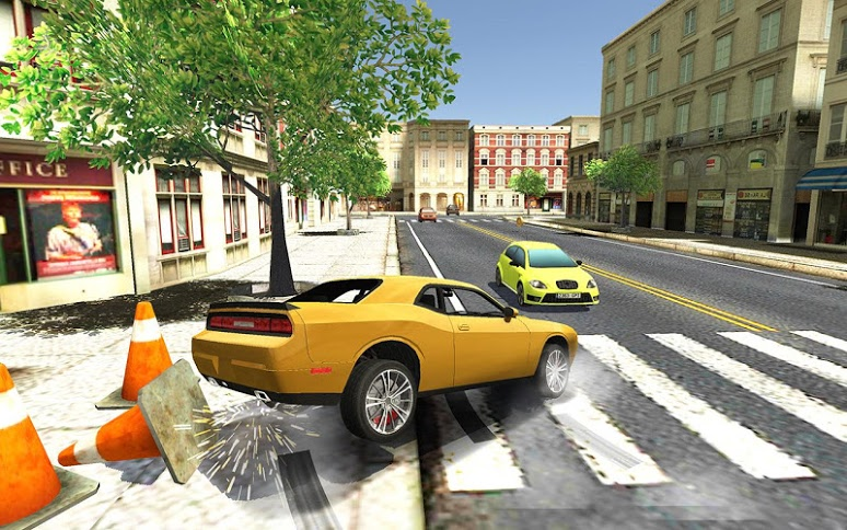 City Drift | Apkplaygame.com