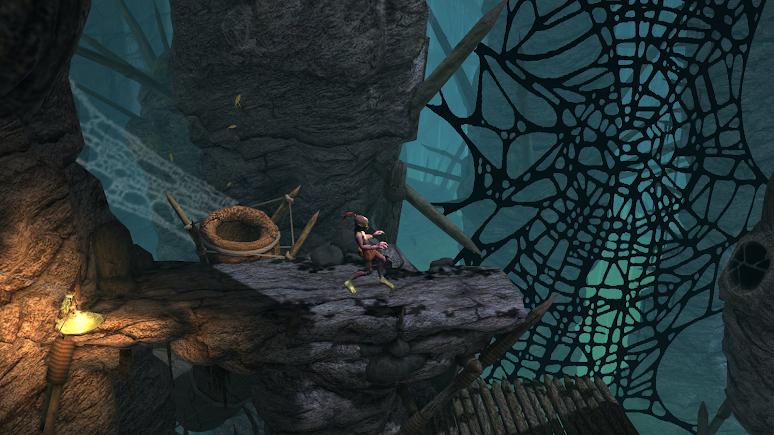Oddworld: New 'n' Tasty | Apkplaygame.com