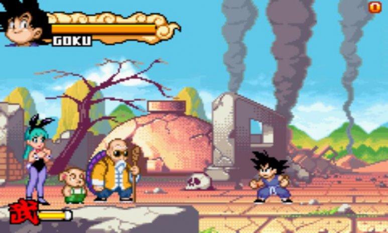 Dragon Ball Advanced Adventure | Apkplaygame.com