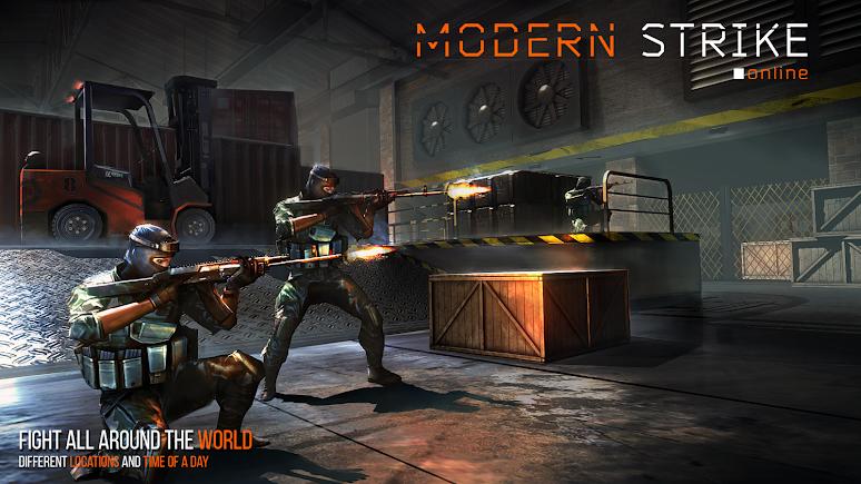 Modern Strike Online - FPS Multiplayer! | Apkplaygame.com