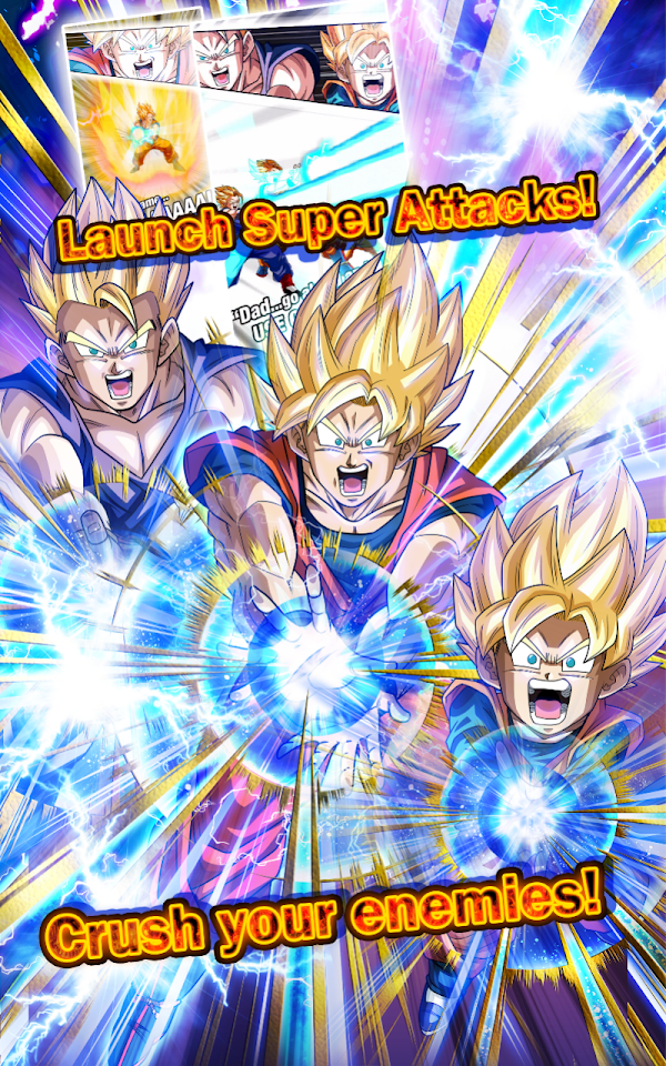 DRAGON BALL Z DOKKAN BATTLE | Apkplaygame.com