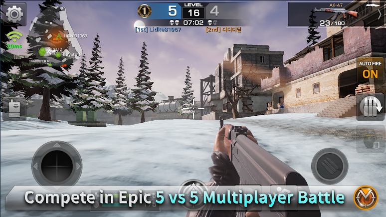 Combat Squad - Online FPS | Apkplaygame.com