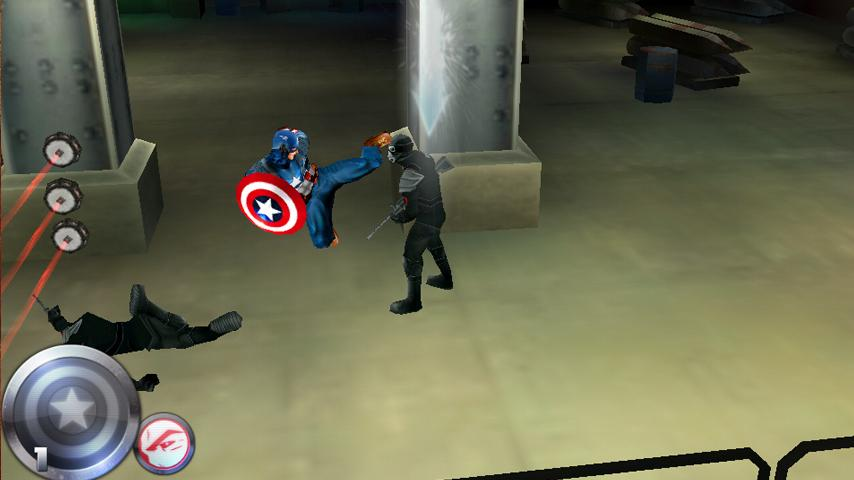 Captain America: Sentinel of Liberty | Apkplaygame.com