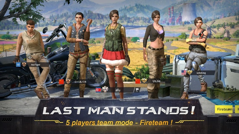 RULES OF SURVIVAL | Apkplaygame.com
