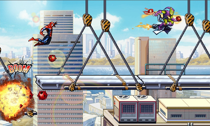 Spider-Man: Ultimate Power | Apkplaygame.com