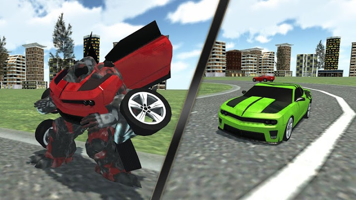 Car Robot Simulator | Apkplaygame.com