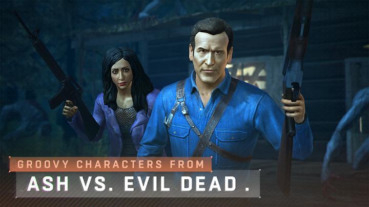 Deploy and Destroy: Ash vs ED | Apkplaygame.com