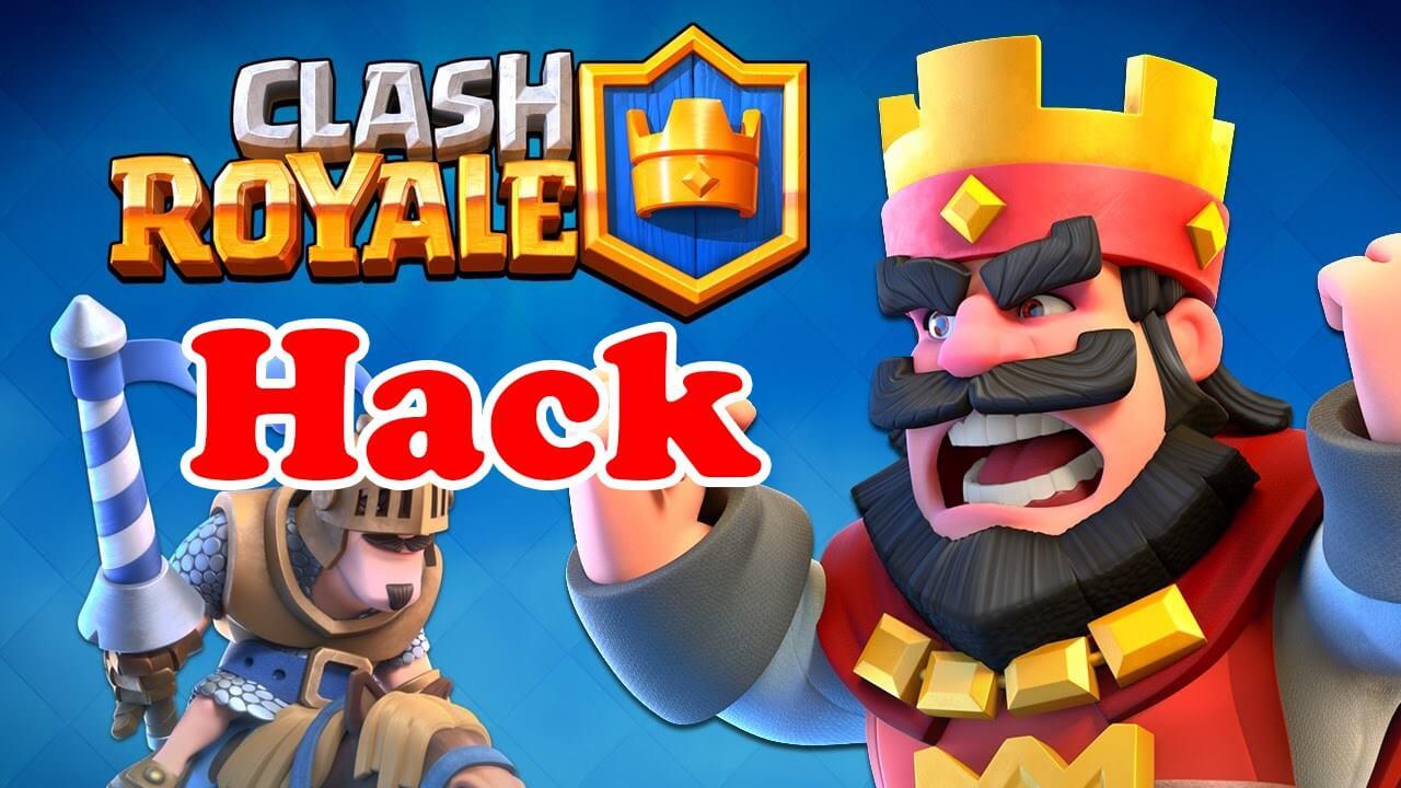 clash royale hackeado apk download