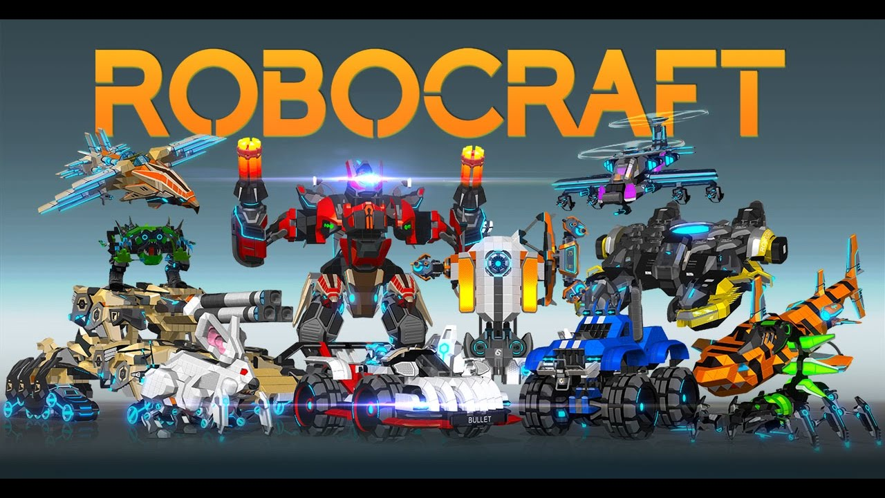 Download RoboCraft Survive & Craft full apk! Direct & fast ...