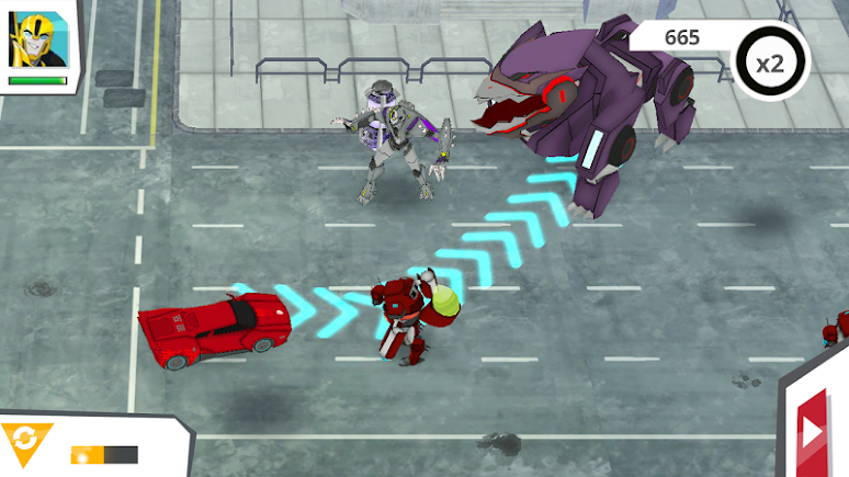Transformers: Robots In Disguise | Apkplaygame.com