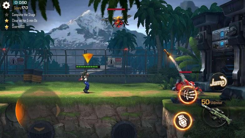 Garena Contra: Return | Apkplaygame.com