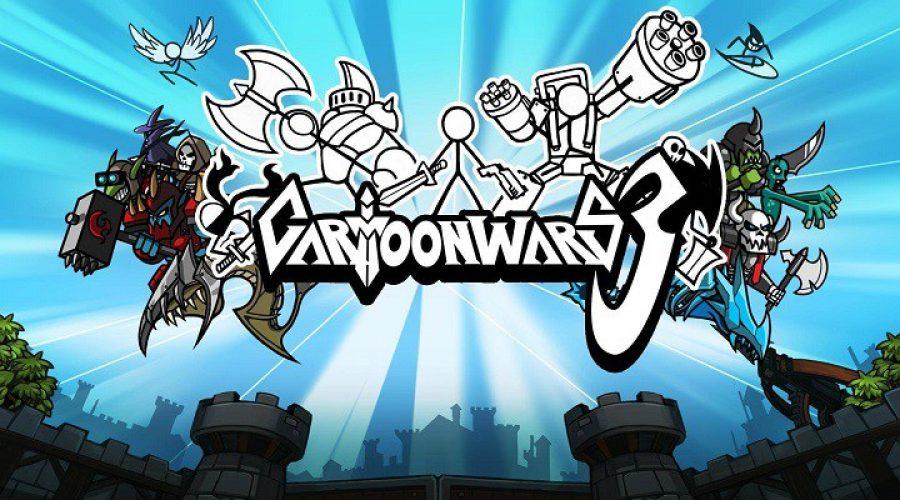 cartoons war 3 apk mod