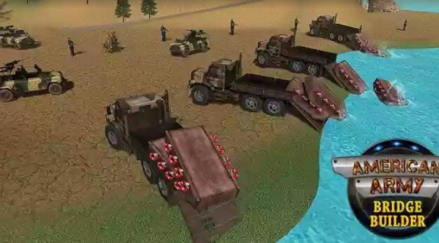 Download American Army Bridge Builder full apk! Direct & fast