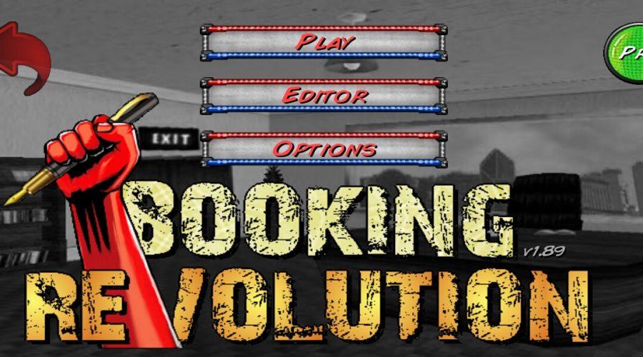 wrestling revolution mod apk 1.890